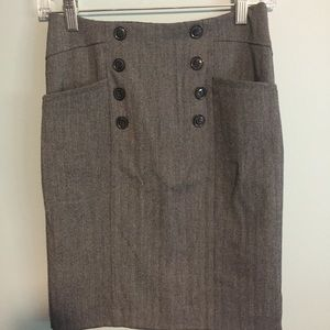 H & M Pencil Skirt